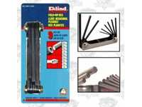 Eklind 9 Pc. Allen Key  #20911